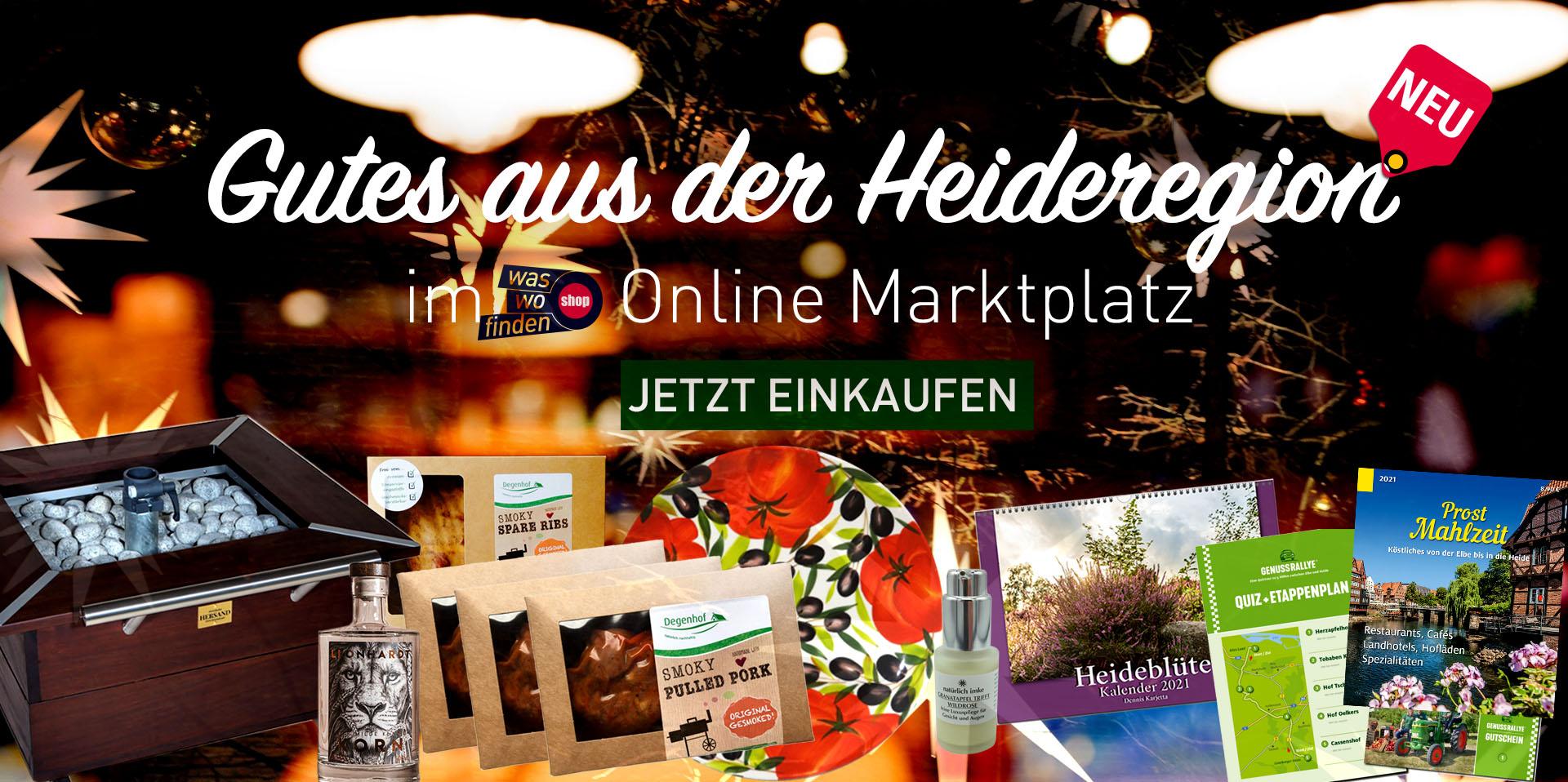 Onlineshop Landkreis Harburg